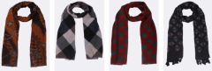 Update Your Wardrobe With Scarves Women Printed Scarves