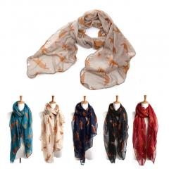 Wholesale Check Scarves Supplier & Distributor in UK
