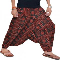 Trendy Harem Pants Are Hot To Rock