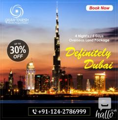 Destination Management Company Dubai Honeymoon Package