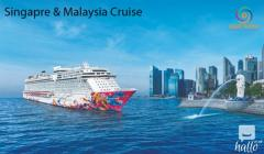 Best Singapore Malaysia tour package with cruise