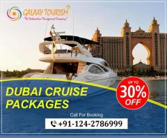 Book Dubai Cruise Tour Packages from India