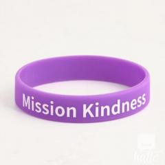 Mission Kindness simply wristbands