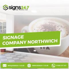 Signage Company Northwich
