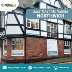Sign Manufacturers Northwich
