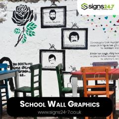 School Wall Graphics UK