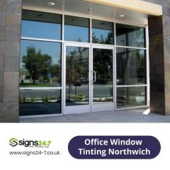 Office Window Tinting Northwich