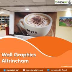 Wall Graphics Altrincham