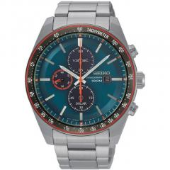 Buy Seiko Solar Chronograph Gents Bracelet Watch
