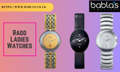 Comfortable Rado Ladies Watches for Every Event