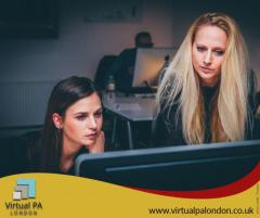 Our Team of Virtual Assistant  Virtual PA London