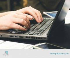 Professional Virtual Assistant in London