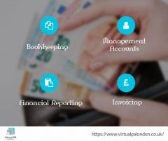Financial Advisors in London-Virtual PA London