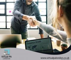 Avail Virtual Assistant Service from Virtual PA London