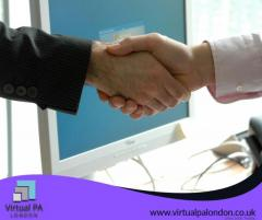 Benefits of Hiring Virtual Assistant-Virtual PA London