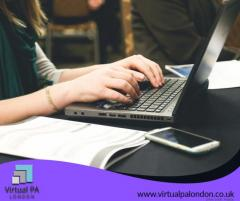 Virtual Personal Assistant Service-Virtual PA London