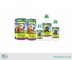 Herbal Parasite Control for Your Pet  SPH Supplies