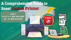 How to Reset Canon Printer Call 44-8000418324