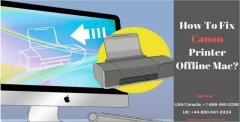 Facing Printer Offline Mac Error  Call 44-8000418324