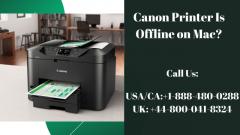 Canon Printer Offline on Mac  Call To Fix 44-8000418324