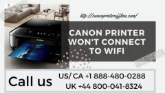 Fix Canon Printer Wont Connect To Wifi  Call 8000418324