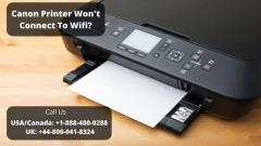 Canon Printer Wont Connect To Wifi  Call 8000418324