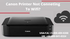 Troubleshoot Canon Printer Wont Connect To Wifi Error