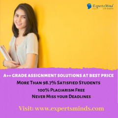 Buy Assignment Help Service From Expertsminds Tr
