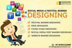 Best Social Media & Festival Banner Designing Services