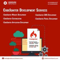CodeIgniter Development Company  OddevenInfotech