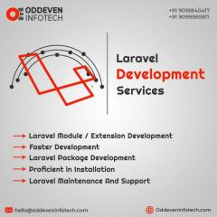 Excellent Laravel Development Services in India