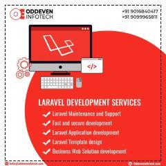 Outstanding Laravel Development Services In Indi