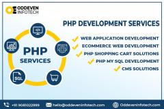 Exceptional Php Development Company  Oddeven Inf