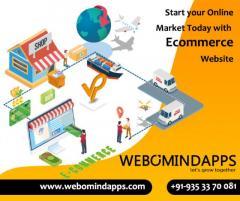 eCommerce Website Development Company - Webomindapps