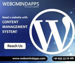 Wordpress Website Design Company - Webomindapps