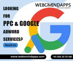PPC Company in Bangalore - Webomindapps