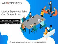 Website Development Company In Bangalore - Webom