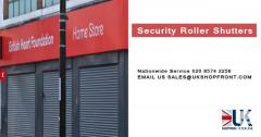Solid Roller Shutters London