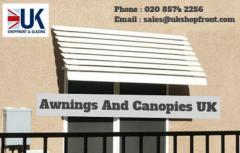Awnings and Canopies UK
