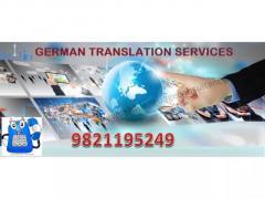German Translation Company In Delhi - 9999933921