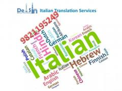 Italian Translation Agency in Delhi - 9999933921