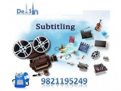 Subtitling Translation Services Company in Delhi