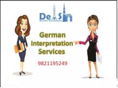 German interpretation Company in Delhi - 9999933921