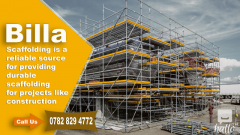 Reliable and Cheap Scaffolding Services - Billal S