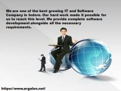 IT and Software Company in Indore