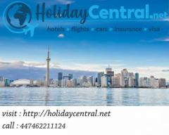 Find Cheap Flights & Hotel Deals At Holiday Central