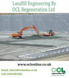 Landfill Engineering BY OCL Regeneration Ltd