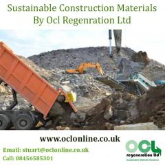 Sustainable Construction Materials By OCL