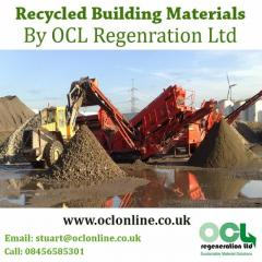 Recycled Building Materials By OCL Regenration Limited