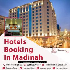 Hotels Booking In Madinah